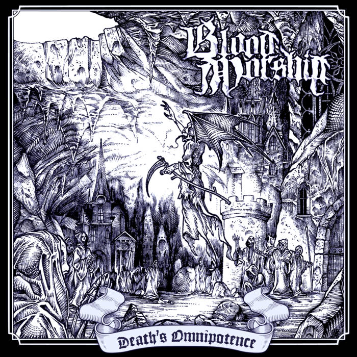 Blood Worship – Death's Omnipotence (Review)