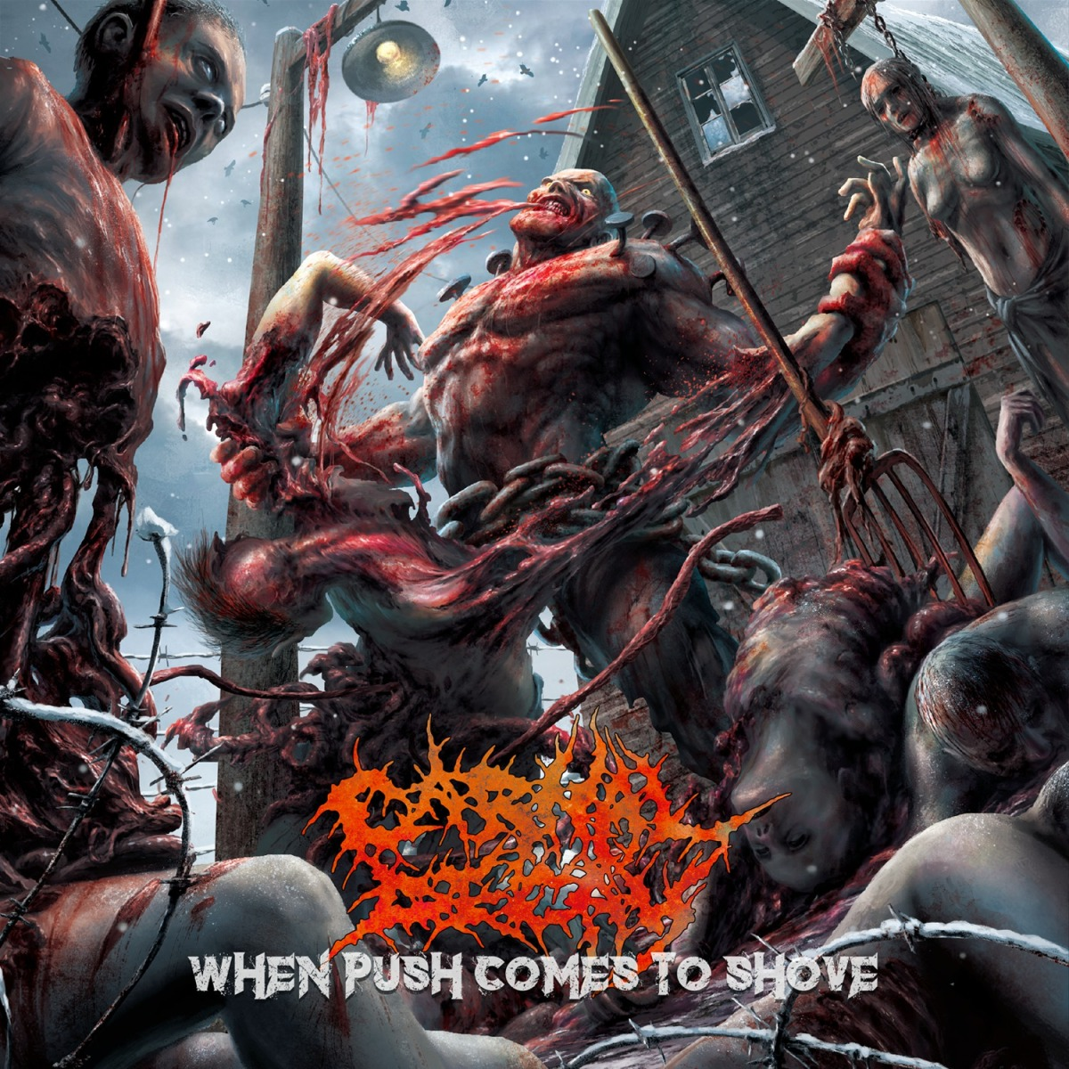 Carnal Decay – When Push Comes to Shove (Review)