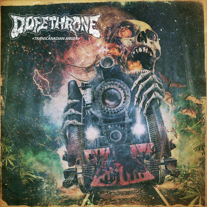 Dopethrone – Transcanadian Anger (Review)