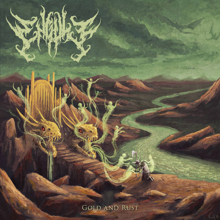 Engulf – Gold and Rust(Review)