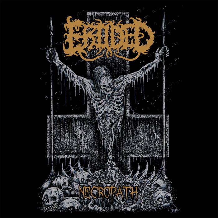 Eroded – Necropath(Review)