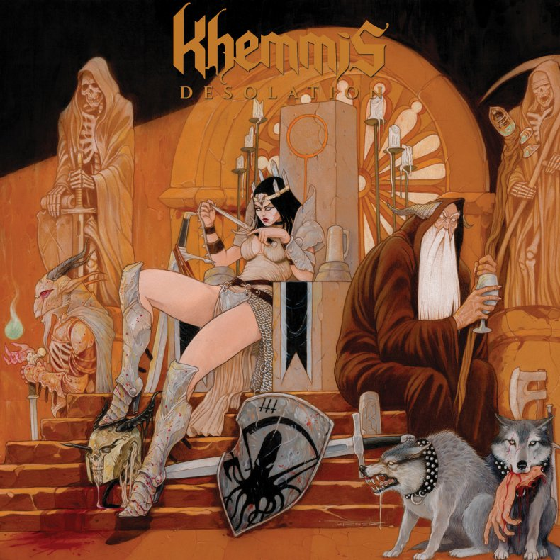 Khemmis – Desolation(Review)