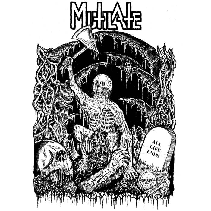 Mutilate – All Life Ends(Review)