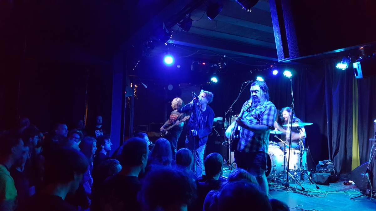 30th Anniversary Tour - Eyehategod/Dvne/Nomad - Manchester Rebellion, 04/07/18 (Live Review)