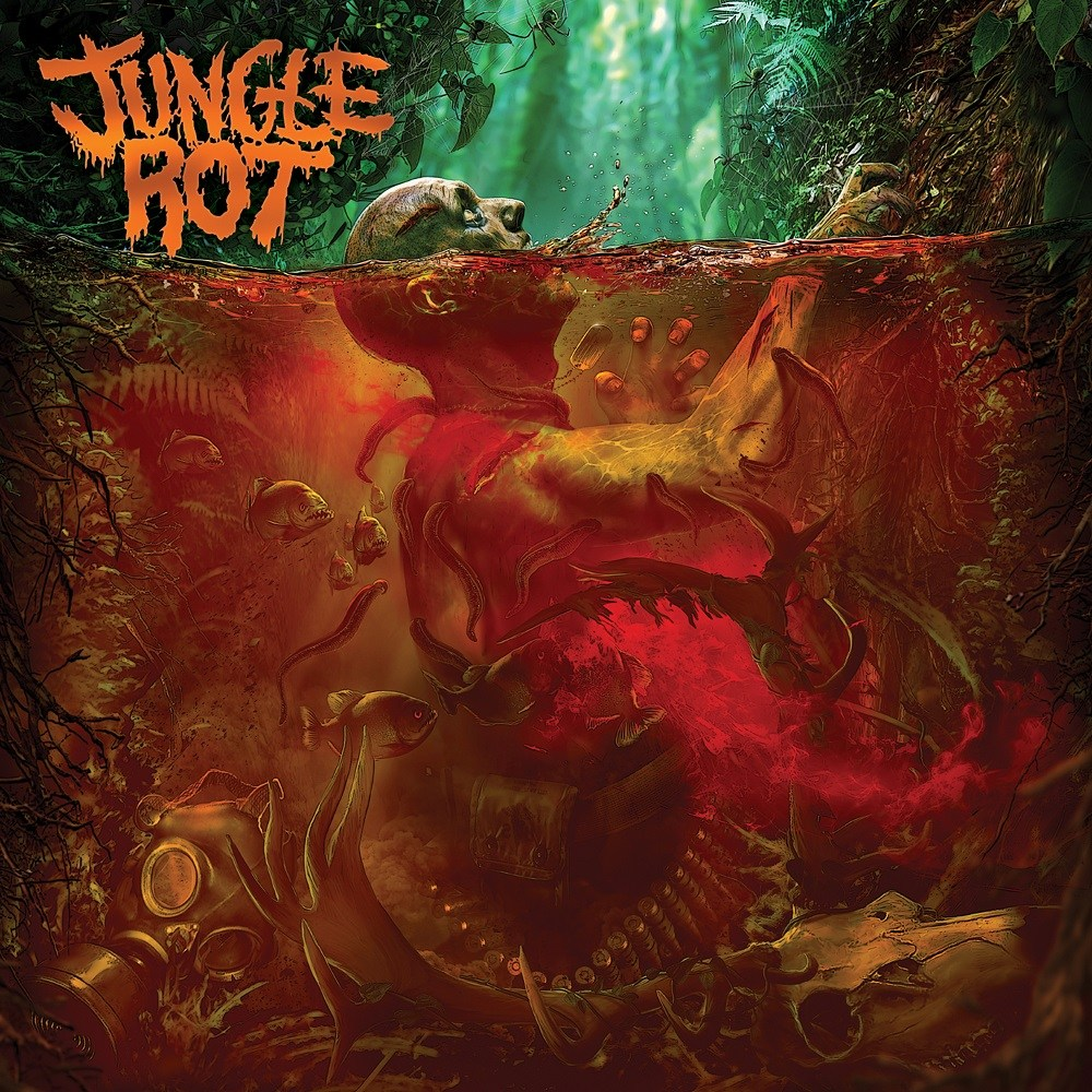 Jungle Rot – Jungle Rot (Review)