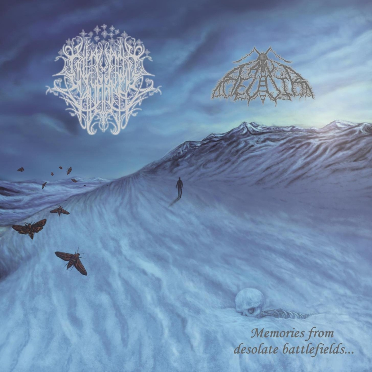 Kalaallit Nunaat/Au Revoir - Memories from Desolate Battlefields - Split (Review)