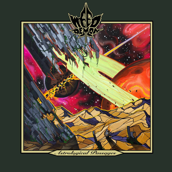 Weed Demon – Astrological Passages (Review)