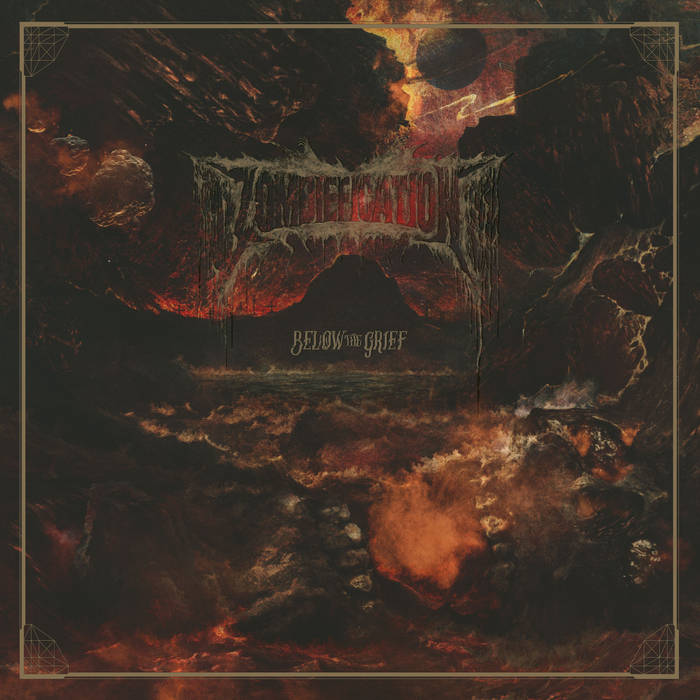 Zombiefication – Below the Grief (Review)