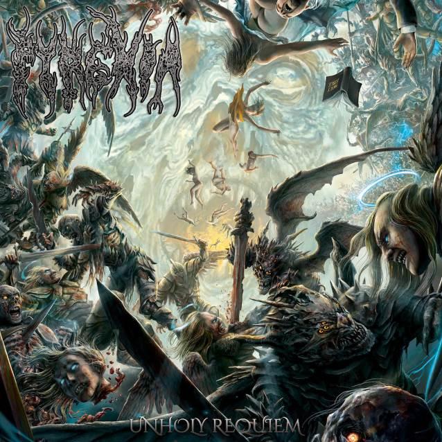Pyrexia – Unholy Requiem(Review)