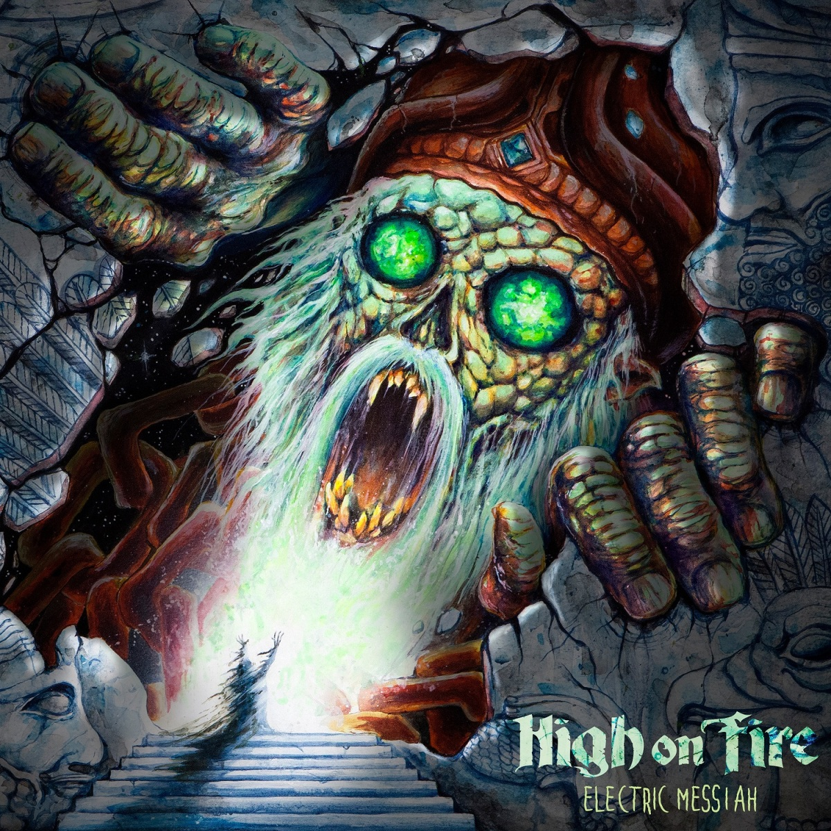 High on Fire – Electric Messiah(Review)