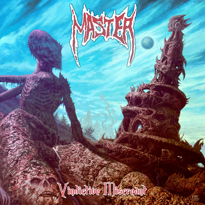 Master – Vindictive Miscreant (Review)