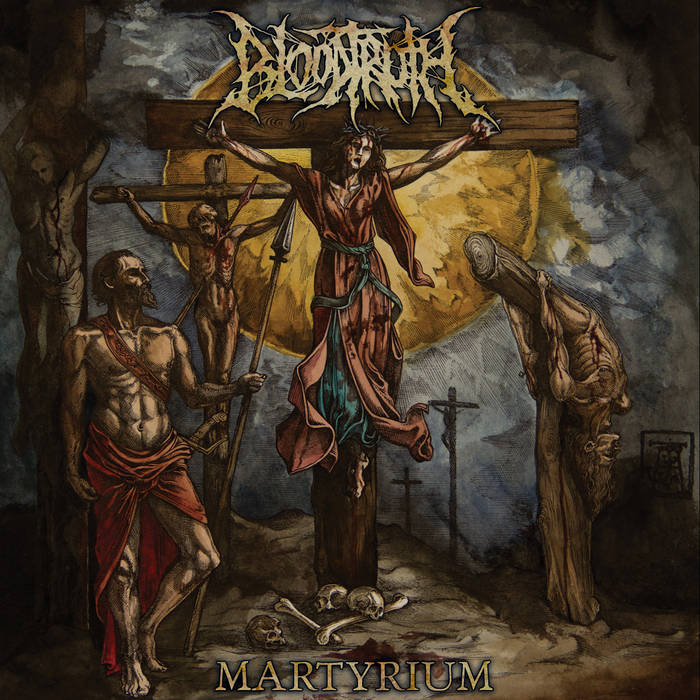 Bloodtruth – Martyrium(Review)