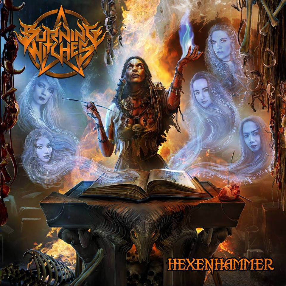 Burning Witches – Hexenhammer –(Review)