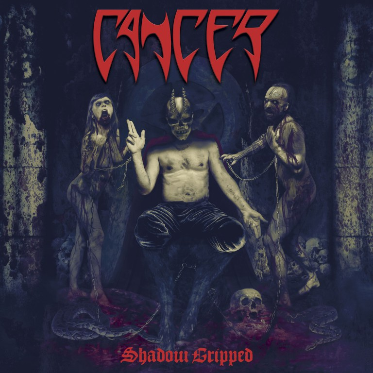 Cancer – Shadow Gripped (Review)