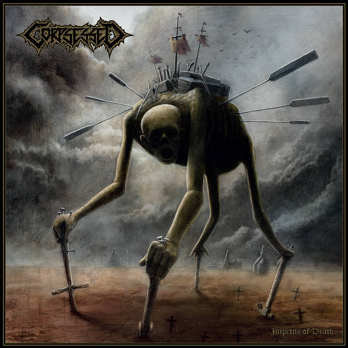 Corpsessed – Impetus of Death(Review)