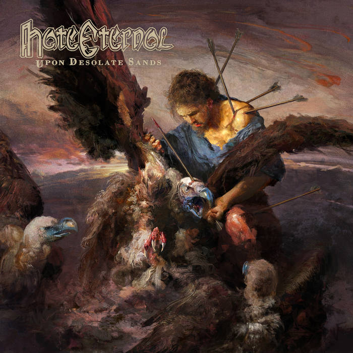 Hate Eternal – Upon Desolate Sands(Review)