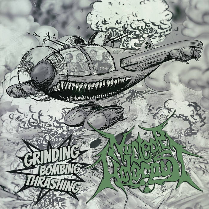 Nuclear Holocaust – Grinding Bombing Thrashing (Review)