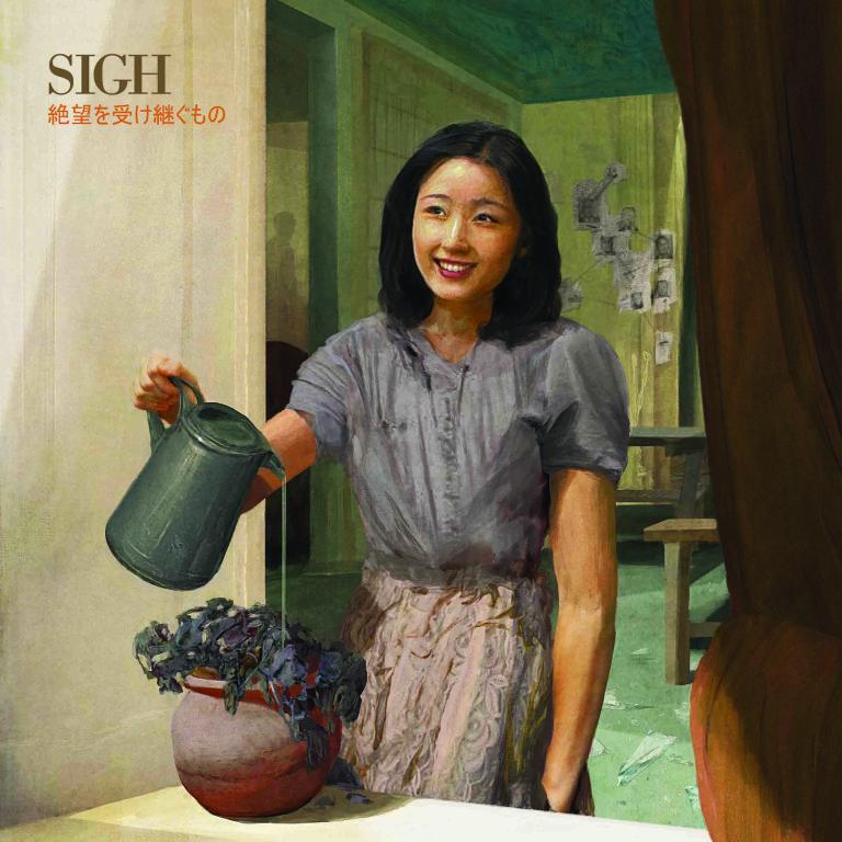 Sigh – Heir to Despair(Review)