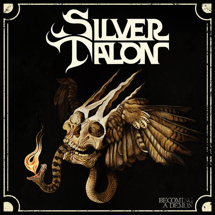 Silver Talon – Becoming a Demon (Review)