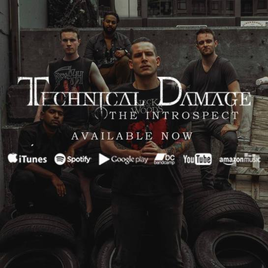 Technical Damage - Header