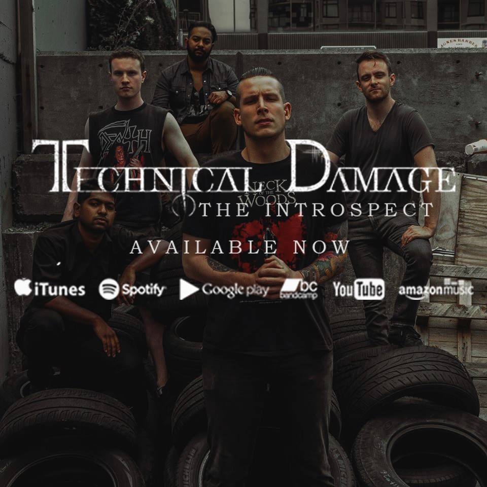 Interview with Technical Damage