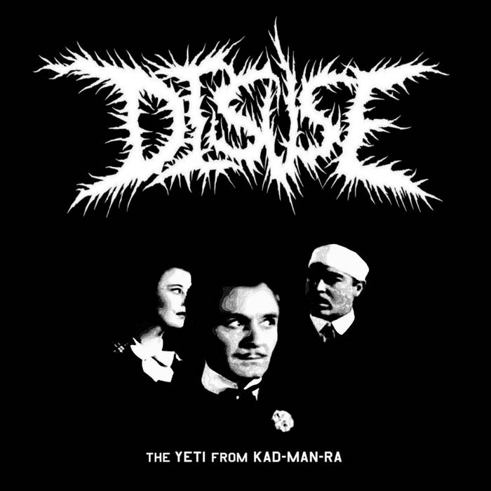 Disuse – The Yeti from Kad-Man-Ra(Review)