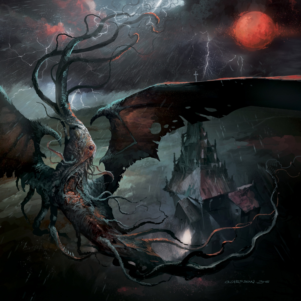 Sulphur Aeon - The Scythe of Cosmic Chaos (Review)