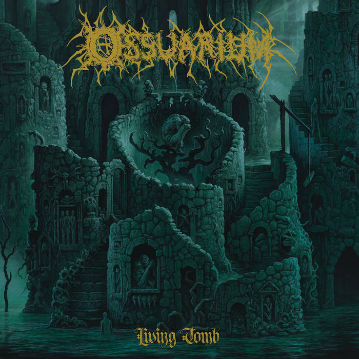 Ossuarium – Living Tomb (Review)