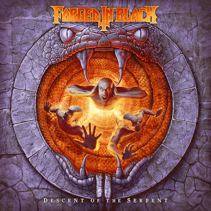 Forged in Black – Descent of the Serpent(Review)