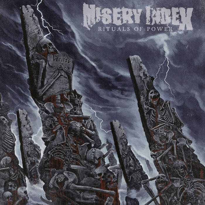 Misery Index – Rituals of Power(Review)