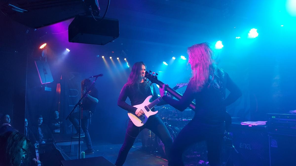 Diluvium Europa 2019 Tour – First Fragment/Allegaeon/Fallujah/Obscura – Manchester Rebellion, 07/02/19 (LiveReview)