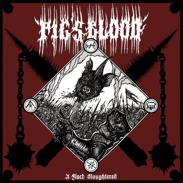 Pig's Blood – A Flock Slaughtered(Review)