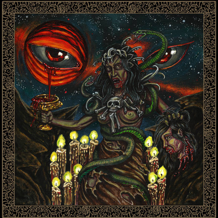 Akasha – Canticles of the Sepulchral Deity (Review)