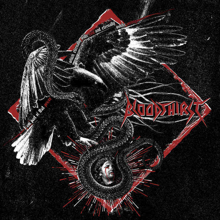 Bloodthirst – I Am Part of That Power Which Eternally Wills Evil and Eternally Works Wrong(Review)