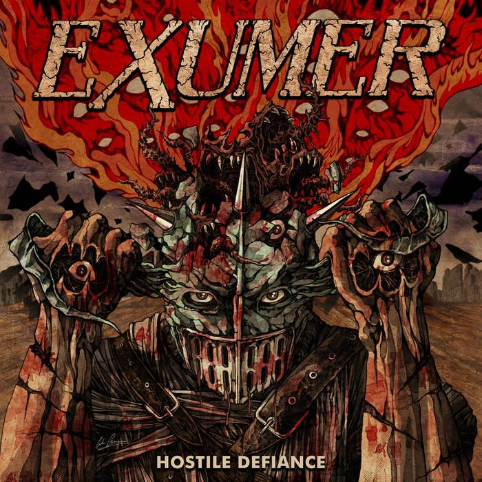 Exumer – Hostile Defiance(Review)
