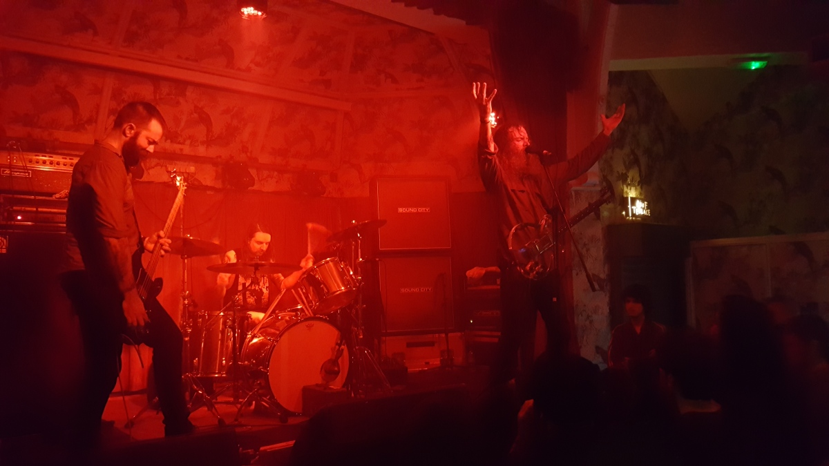 Sumac/Baptists/Endon - Manchester The Deaf Institute, 18/03/19 (Live Review)