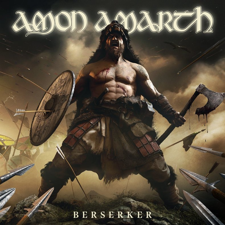 Amon Amarth – Berserker(Review)