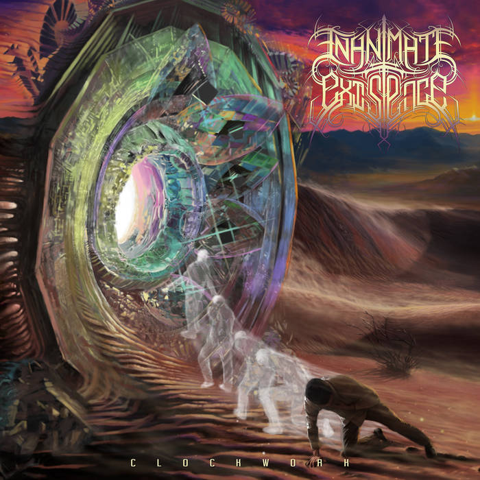 Inanimate Existence – Clockwork(Review)