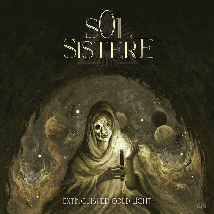 Sol Sistere – Extinguished Cold Light(Review)