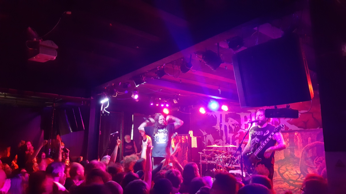 The Black Dahlia Murder/Ingested - Rebellion, Manchester - 10/04/19 (Live Review)