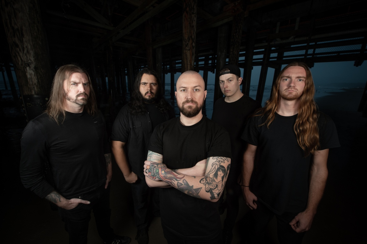 Interview with Allegaeon 2019