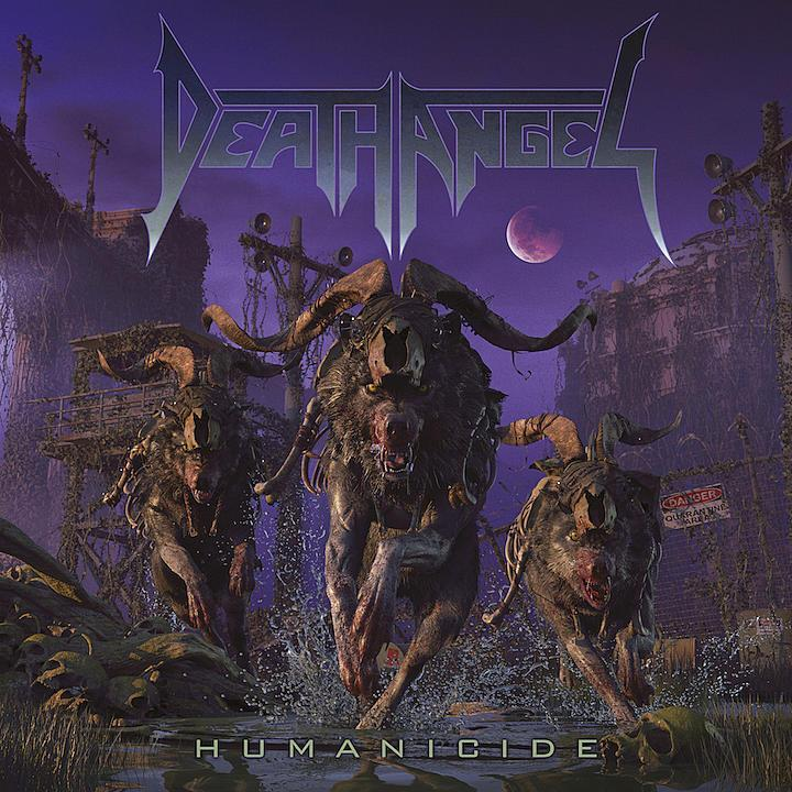 Death Angel – Humanicide(Review)