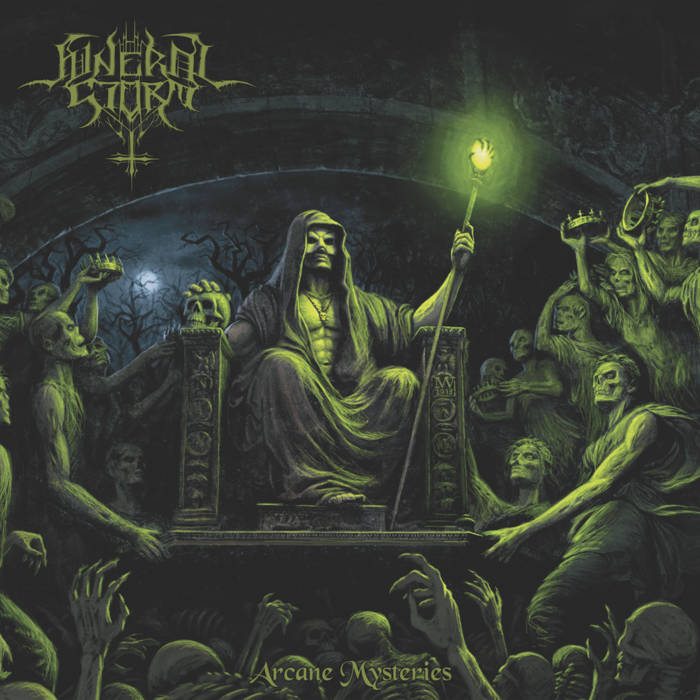 Funeral Storm – Arcane Mysteries (Review)
