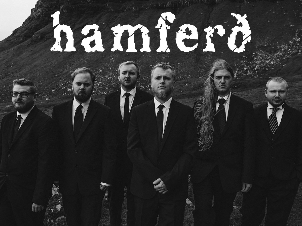 Interview with Hamferð 2019