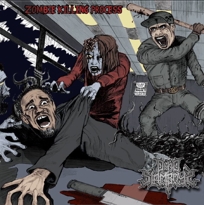 Ohio Slamboys – Zombie Killing Process (Review)