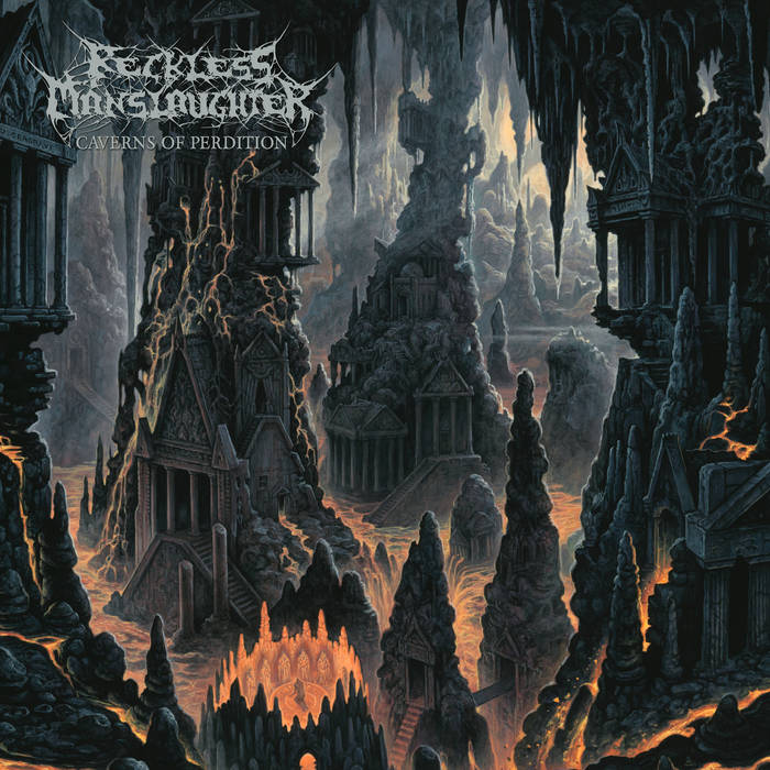 Reckless Manslaughter – Caverns of Perdition(Review)