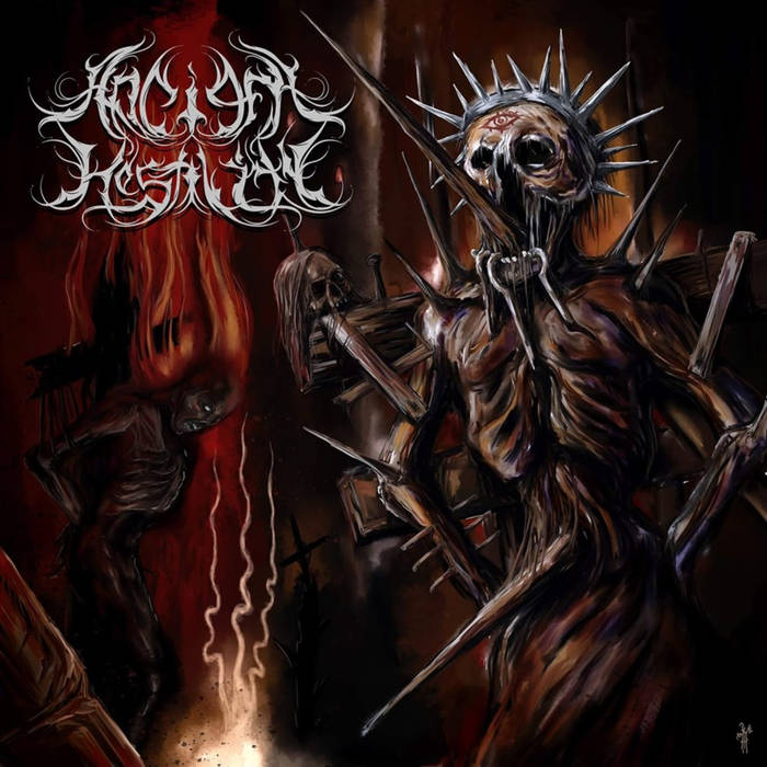 Ancient Hostility – Ancient Hostility (Review)