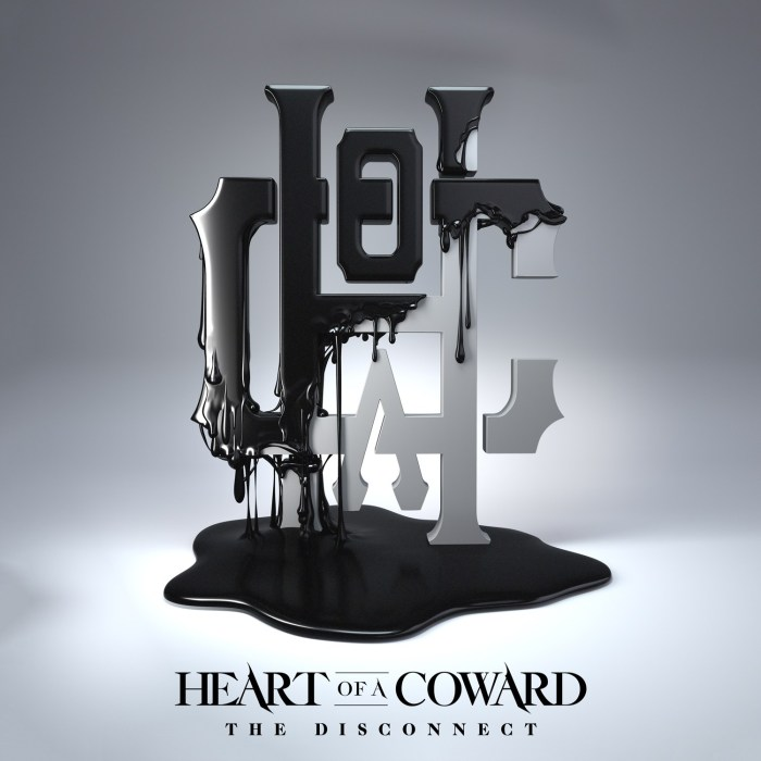 Heart of a Coward – The Disconnect (Review)