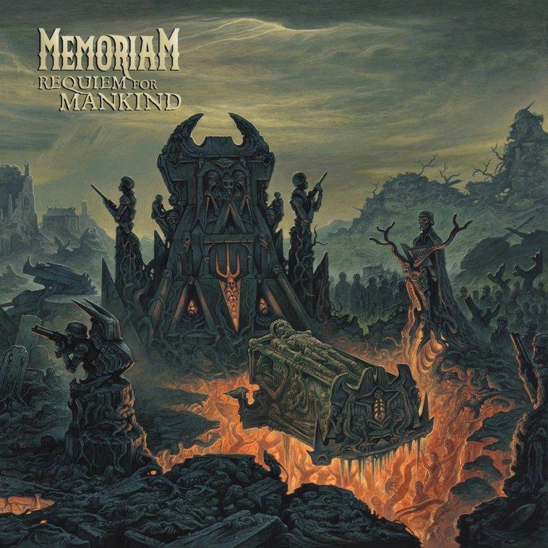 Memoriam – Requiem for Mankind(Review)