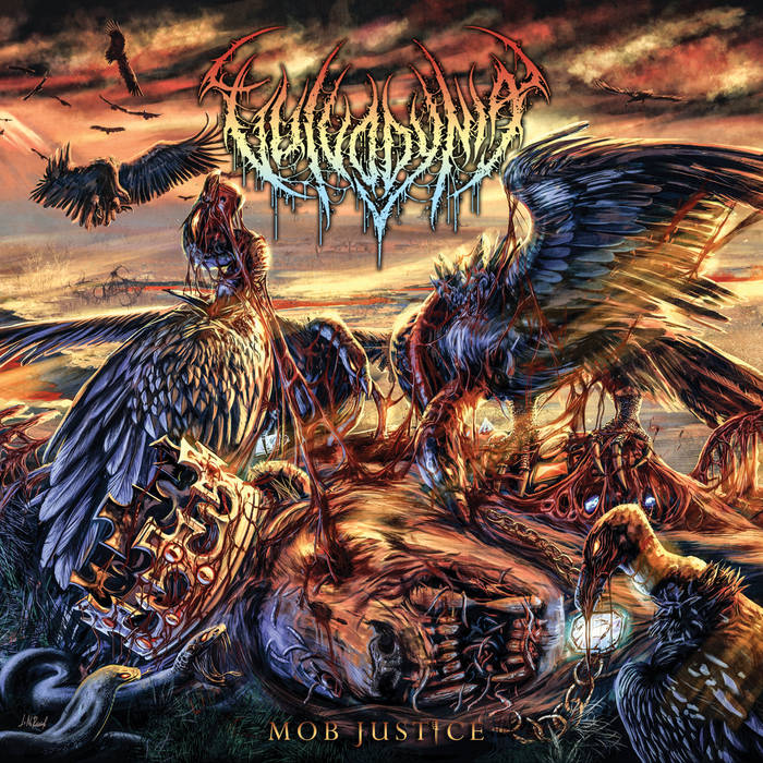 Vulvodynia – Mob Justice(Review)